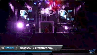 Piratas - L4 International Open Coed [2019 International Open Coed 4 Day 2] 2019 US Finals Las Vegas
