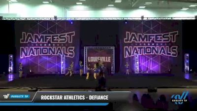 Rockstar Athletics - Defiance [2021 L5 Senior Coed Day 2] 2021 JAMfest: Louisville Championship