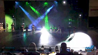 Starz Dance Academy - Junior Large Jazz [2021 Junior - Jazz - Large Day 3] 2021 CSG Dance Nationals