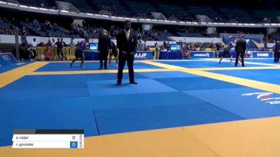 Sean Najjar vs Rodrigo Goncales World IBJJF Jiu-Jitsu No-Gi Championships