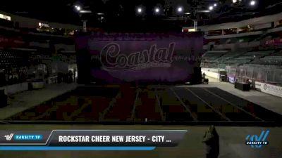 Rockstar Cheer New Jersey - City Girls [2021 L5 Junior] 2021 Coastal: The Garden State Battle