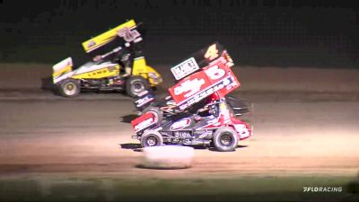 Feature Replay | All Star Sprints at I-96 Speedway