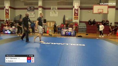 Michael Fortin-Demers vs Hunter Colvin 1st ADCC North American Trials