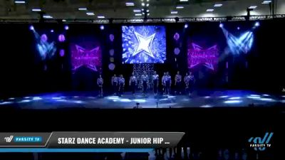 Starz Dance Academy - Junior Hip Hop [2021 Junior - Hip Hop - Large Day 2] 2021 JAMfest: Dance Super Nationals