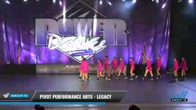 Pivot Performance Arts - Legacy [2021 Senior - Hip Hop - Small Day 2] 2021 ACP Power Dance Nationals & TX State Championship