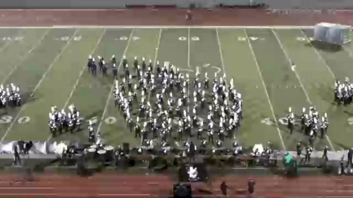 """Sandra Day O'Connor H.S. """"Helotes TX"""" at 2021 USBands Yamaha Cup Texas"""