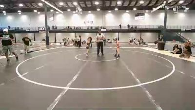 67 lbs Prelims - Bryson Frey, Funky Singlets vs Micah Stith, Midwest Xtreme Wrestling