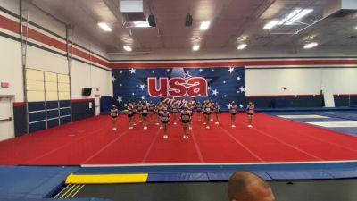 Usa Starz - Glam [L2 Senior] 2021 ATC International Virtual Championship