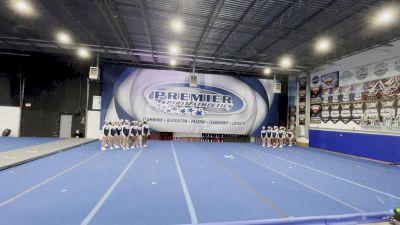 Premier Spirit Athletics - ROYAL [L1 Junior - Medium] 2021 Mid Atlantic Virtual Championship