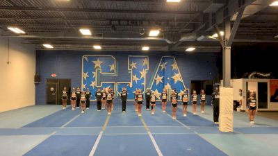 Central Jersey All Stars - Open Fire [L6 Senior Coed Open - Large] 2021 Beast of The East Virtual Championship