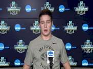 Keegan O'Toole (Missouri) after placing third at the 2021 NCAA Championships
