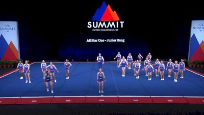 All Star One - Junior Bang [2021 L4 U17 Coed Prelims] 2021 The Summit
