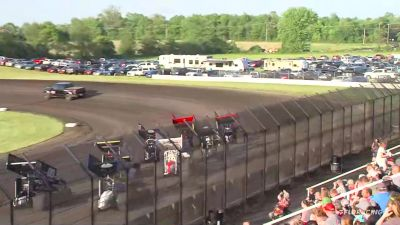 Heat Races | All Star Sprints Saturday at Gas City