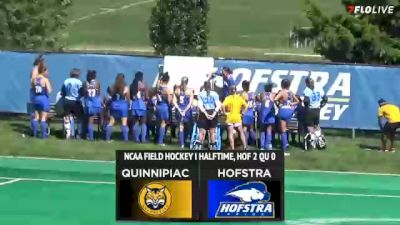 Replay: Quinnipiac vs Hofstra | Sep 19 @ 1 PM