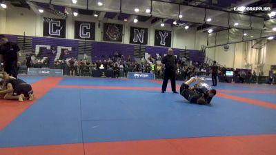 Kristian Woodmansee vs Christopher Noonan 2018 Pan Jiu-Jitsu IBJJF No Gi