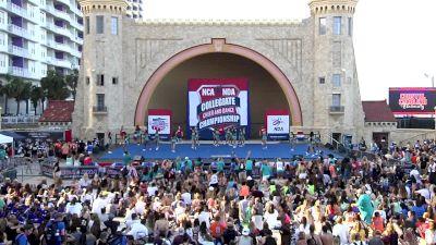 Coastal Carolina University [2018 All-Girl Cheer Division IA Finals] NCA & NDA Collegiate Cheer and Dance Championship