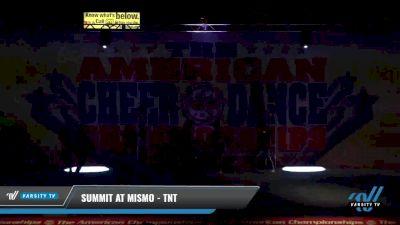 Summit At Mismo - TNT [2021 L3 Senior Coed - D2 - Small Day 2] 2021 The American Celebration DI & DII