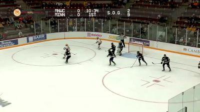 Full Replay: 2019 Minnesota Whitecaps at Minnesota   Big Ten Women's Hockey - Minnesota Whitecaps at Minnesota