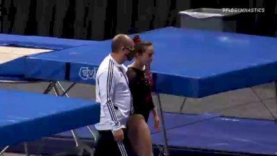 Julian Wright - Ribbon, Xtreme Acro - 2021 USA Gymnastics Championships