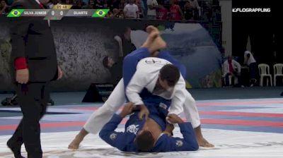 HELTON JUNIOR vs KAYNAN DUARTE 2018 Abu Dhabi Grand Slam Rio De Janeiro
