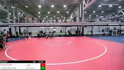 113 lbs Rr Rnd 5 - Ethan Smith, Edge vs Andrew Mccarthy, Blackstone