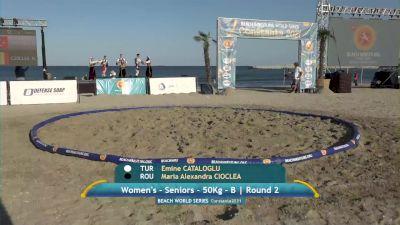 Replay: Mat A - 2021 Constanta Beach World Series Final | Sep 25 @ 4 PM