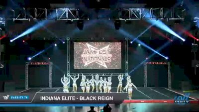 Indiana Elite - Black Reign [2021 L6 Senior - XSmall Day 1] 2021 JAMfest Cheer Super Nationals