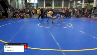 86 kg Prelims - Christopher Foca, Spartan Combat RTC vs Drayton Harris, Missouri