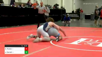 220 lbs Consolation - Dylan Russo, OH vs Jack Darrah, MO