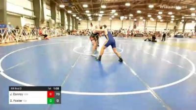 180 lbs Prelims - Jake Conroy, Young Guns Blue vs Drew Foster, FCA Wrestling