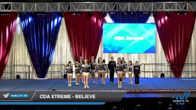 CDA Xtreme - Believe [2020 L2 Youth - D2 Day 2] 2020 The American Majestic DI & DII