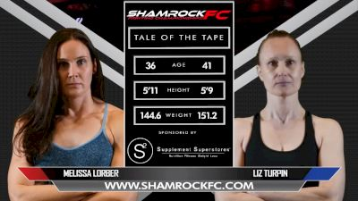 Melissa Lorber vs. Liz Turpin - Shamrock FC 311 Full Fight Replay