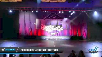 PowerHouse Athletics - The TRIBE [2021 Open Coed Hip Hop Elite Day 1] 2021 ACP Power Dance Nationals & TX State Championship