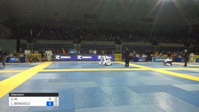 CHAD M. G. HARDY vs LUCAS BENEVOLO VALLE 2019 Pan Jiu-Jitsu IBJJF Championship