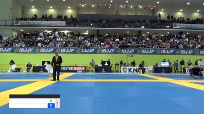 TANNER RICE vs VICTOR HONORIO 2019 European Jiu-Jitsu IBJJF Championship