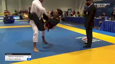 JOSÉ BRUNO PEREIRA MATIAS vs BRUNO REALE BORZANI 2021 American National IBJJF Jiu-Jitsu Championship