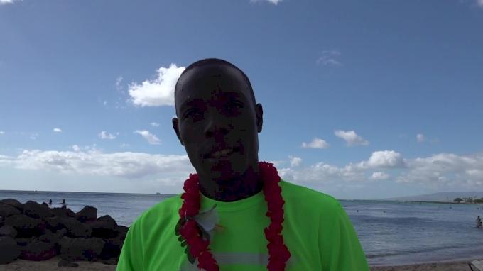 Cheserek Wants Sub-4 In Hawaii