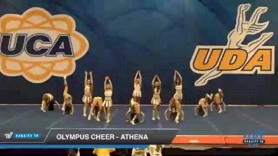 Olympus Cheer - Athena [2020 L2 Junior - Small Day 1] 2020 UCA Magnolia Championship