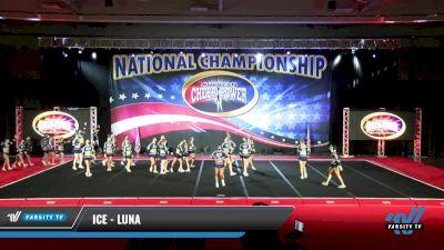 ICE - Luna [2021 L6 International Open - NT Day 2] 2021 ACP: Midwest World Bid National Championship