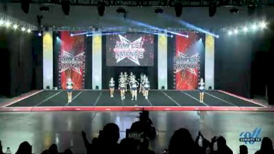 ICE - Super Cell [2021 L3 Senior - Small Day 2] 2021 JAMfest Cheer Super Nationals