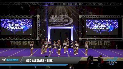MCC Allstars - Fire [2021 L2 Youth- D2 - B Day 2] 2021 The U.S. Finals: Ocean City