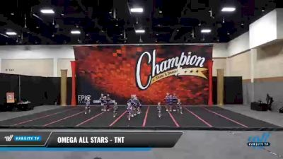 Omega All Stars - TNT [2021 L1 Youth] 2021 Wolfpack Championship