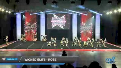 Wicked Elite - Rose [2021 L4 International Open Day 2] 2021 JAMfest Cheer Super Nationals