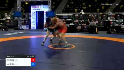 77 kg 3rd Place - Peyton Robb, Nebraska Wrestling Training Center vs Alec Ortiz, Minnesota Storm