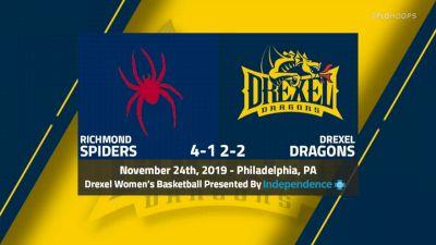 Full Replay - Richmond vs Drexel