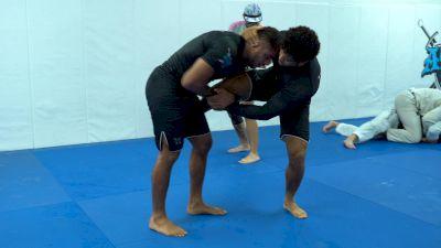 Andre Galvao vs Kaynan (part 2)