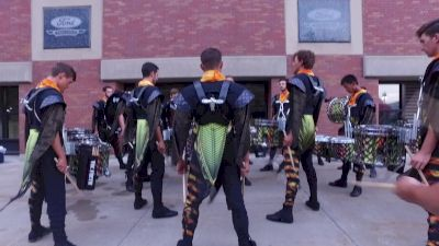 In The Lot: Carolina Crown Playing Show Book