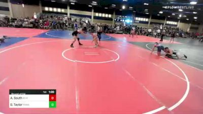 182 lbs Round Of 64 - Austin South, Reverence Grappling vs Gabriel Taylor, Poway Elite