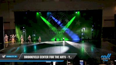 Brookfield Center for the Arts - Youth Small Jazz [2021 Youth - Jazz - Small Day 3] 2021 CSG Dance Nationals