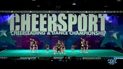 Champion Cheer Athletics - Florence Flyers [2018 Senior Small 4 D2 Division B Day 2] CHEERSPORT- National Cheerleading Championship